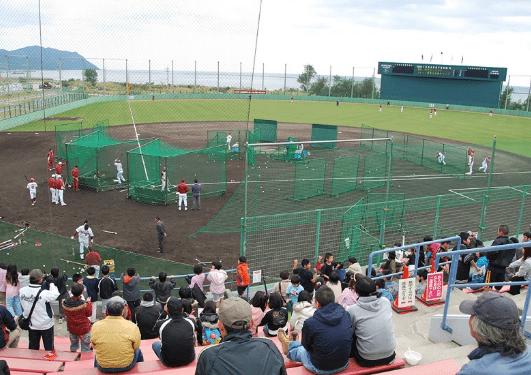 プロ 野球 キャンプ